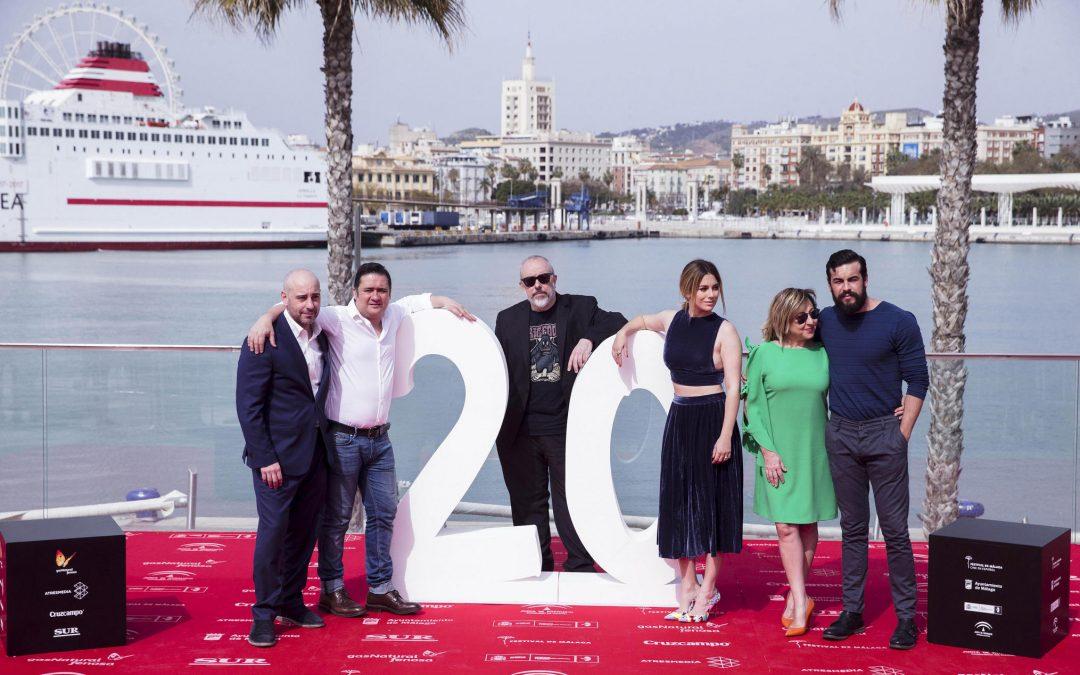 El Festival de Málaga abre con 'El Bar', paroxismo entre cervezas